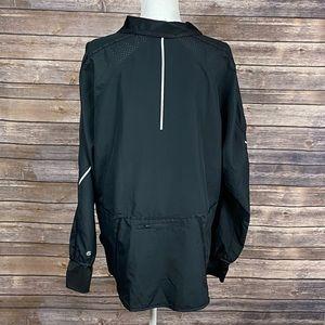 Champion Jackets & Coats - Champion Black Lightweight Mesh Detail Jacket